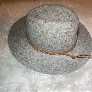 Merona Accessories - Merona gray wool rancher hat